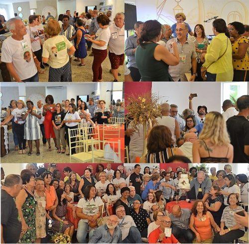 Muita alegria e emoção no terceiro encontro de ex-alunos e ex-professores do Instituto Rui Barbosa de Austin