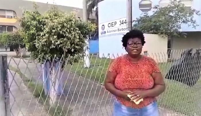 Moradora de Vila Central pede solução para falta de escola e de transporte escolar no bairro