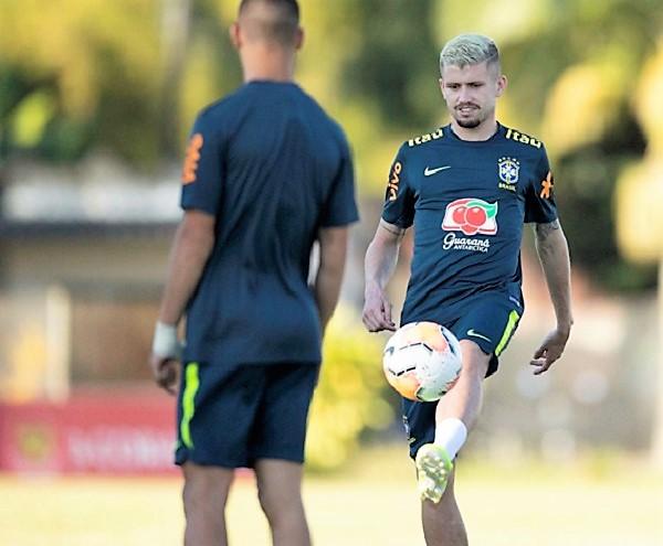 Seleção Brasileira Sub 23 estreia neste domingo `a noite no 'Pré Olímpico' contra o Peru