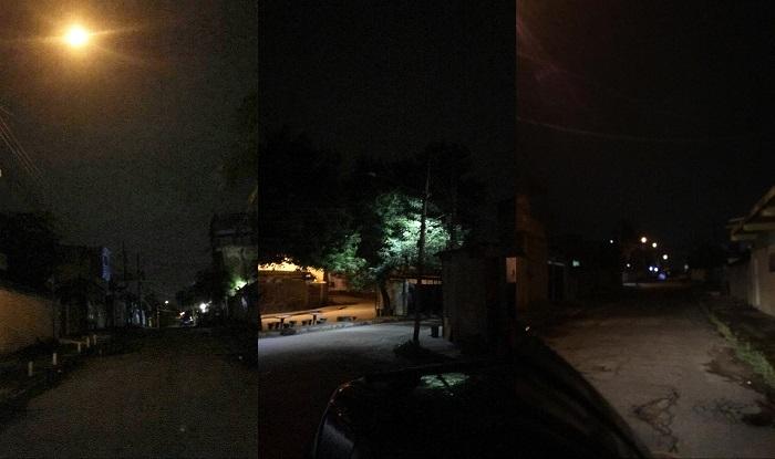 Com o bairro às escuras, crianças da Vila Camorim não brincam mais na rua à noite e moradores inseguros vivem trancados dentro de casa