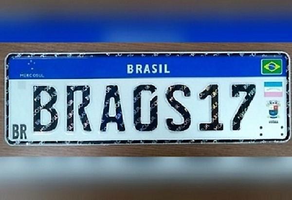 Placas 'Mercosul' não serão mais obrigatórias para todos os carros