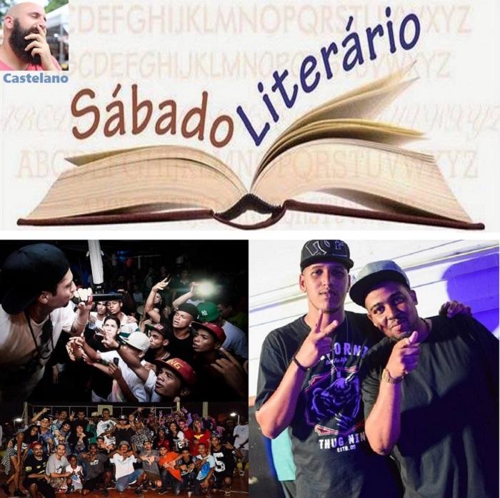 Neste sábado de Hip Hop na Praça, Castelano fala de sua experiência com o gênero e da chocante descrição do dia a dia das periferias nos versos dos Racionais MC's