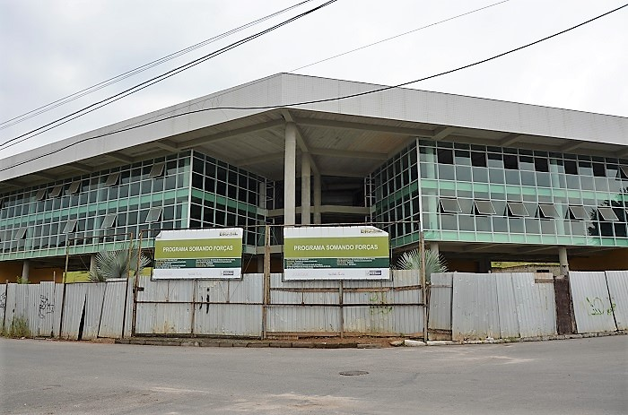 Prefeitura de Queimados vai gastar mais de 7,5 milhões para conclusão do Paço Municipal que dificilmente será inaugurado na atual gestão