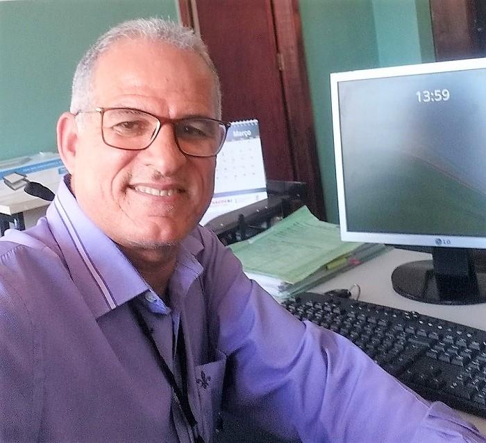 Eneas Costa efetivado na Secretaria Municipal de Segurança e Ordem Pública do município de Queimados
