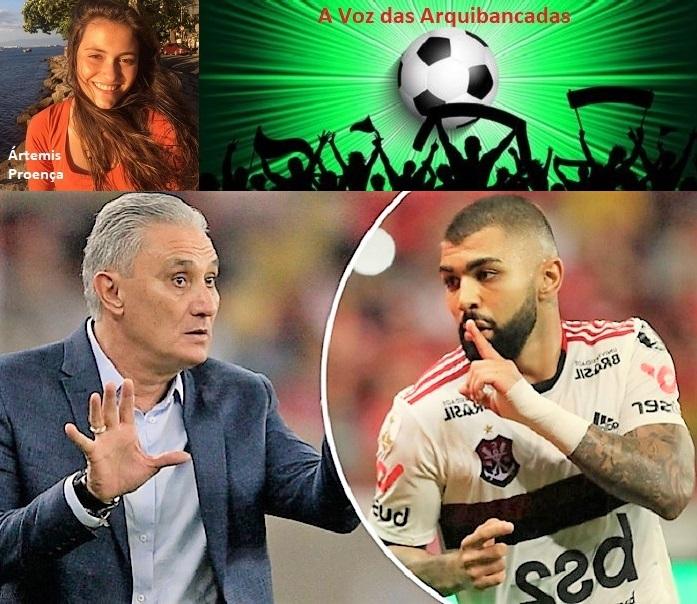 Tite pode ser inimigo do Flamengo em 2020
