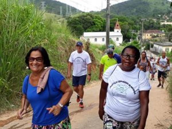Domingo tem caminhada e pedalada na Natureza em Queimados, com novo ponto de encontro