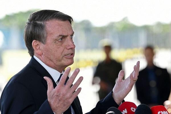 """Roberto Azevedo aconselha: """"Parem de chamar Bolsonaro de Louco!"""""""