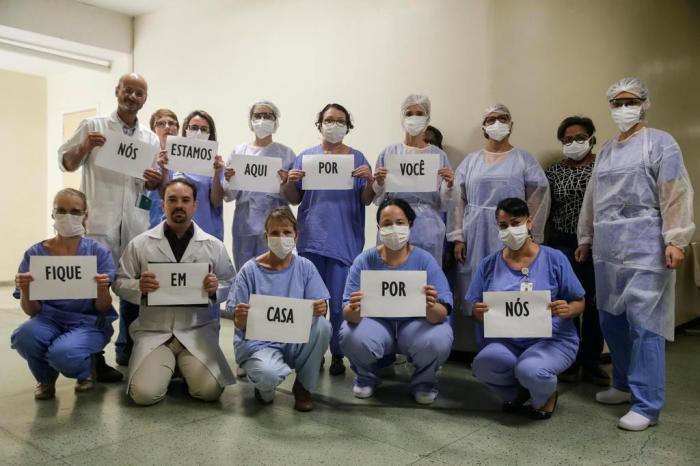 Mais um caso de coronavírus em Queimados: uma profissional da saúde de 50 anos