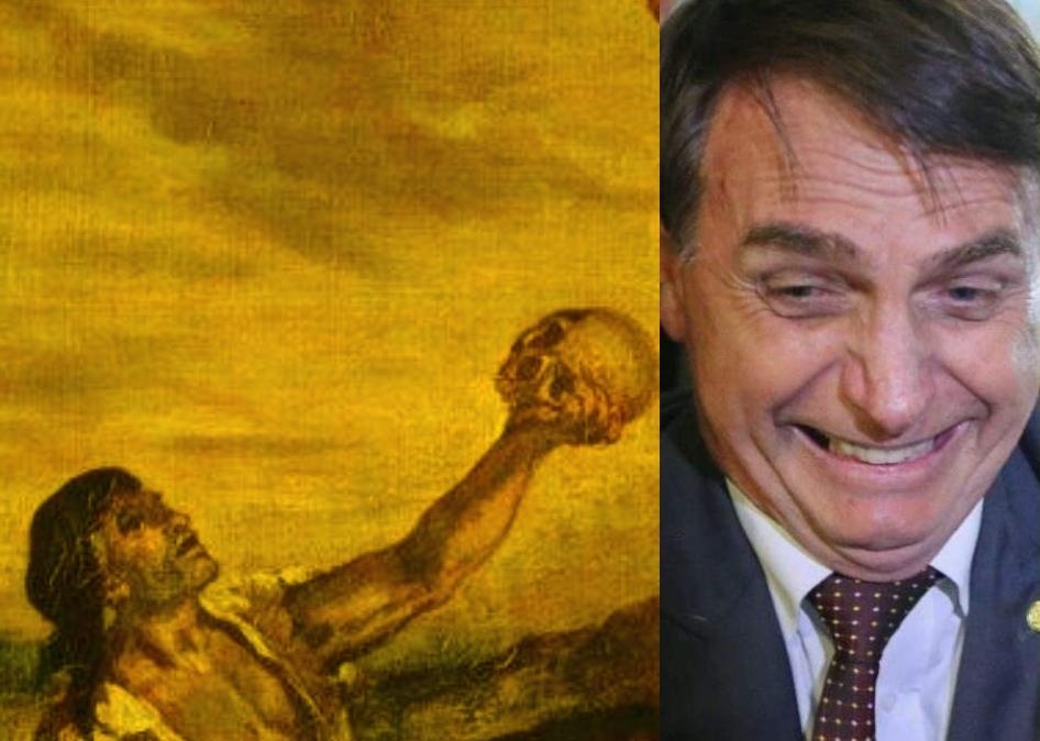 Bolsonaro e os coveiros de Shakespeare