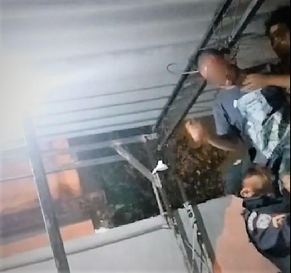 Na antevéspera do Dia Mundial de Prevenção ao Suicídio, Policiais salvam a vida de homem que se enforcava em transmissão ao vivo pelo Instagran