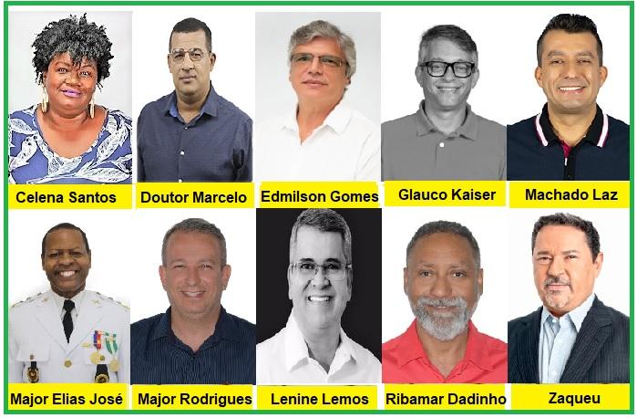 Bens e gastos dos candidatos a prefeito de Queimados. Zaqueu é o mais rico e o que mais gasta.