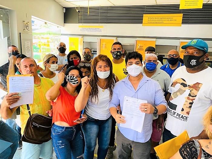 Bancos dificultam abertura de contas eleitorais para candidatos em Queimados
