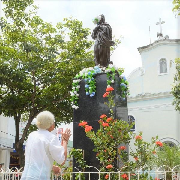Festa da Padroeira em Queimados começa neste domingo e terá carreata da fé no lugar da tradicional procissão