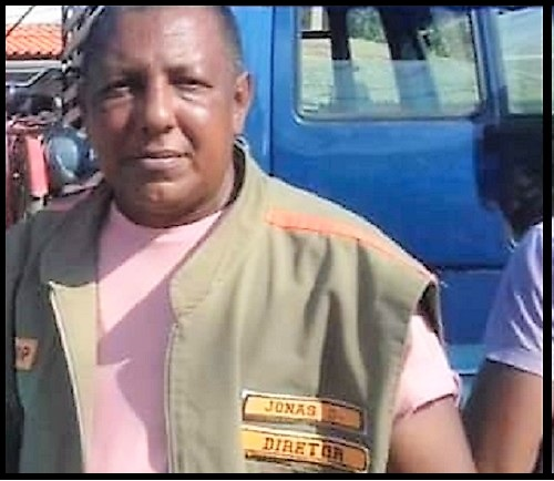 Morreu Jonas de Jesus, o Índio, ex-Diretor de Postura da Prefeitura de Queimados