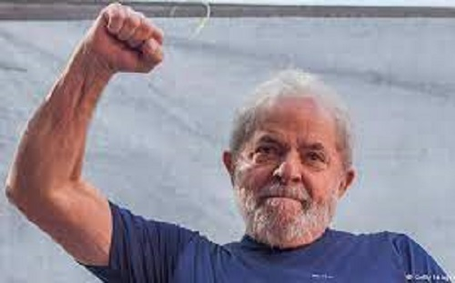 Lula no páreo