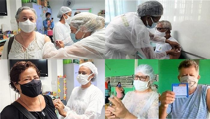 Com 2ª dose garantida para todos da terceira idade, Queimados começa na segunda-feira, 03/05 a vacinar pessoas com comorbidades