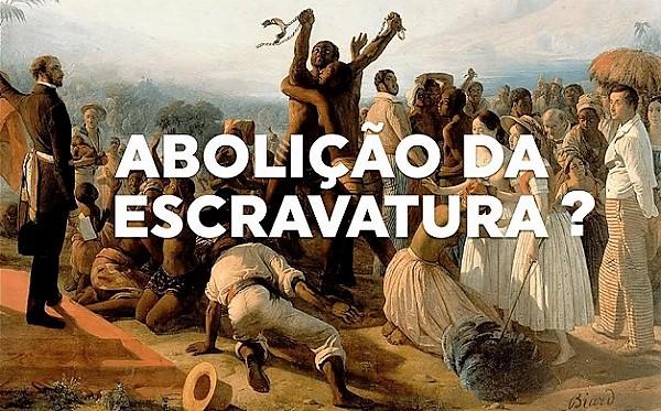 Abolição dos escravizados: realidade ou mito? (por Ozias Inocêncio)