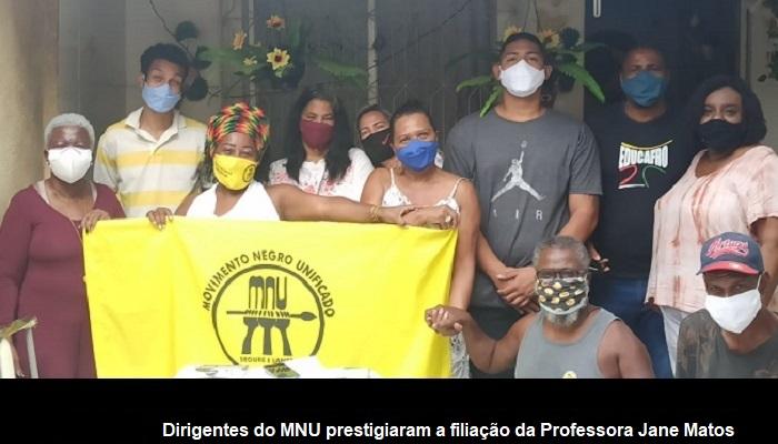 MNU em Queimados