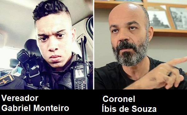 Gabriel Monteiro é condenado a pagar indenização por calúnia contra o ex-comandante da PM Íbis de souza