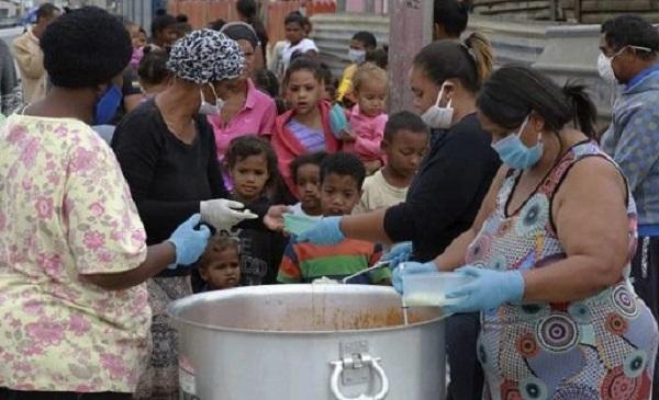 Fome triplica no Brasil e já atinge 20 milhões