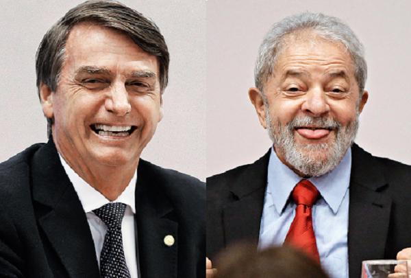 """""""Sem Bolsonaro, Lula não é nada"""""""