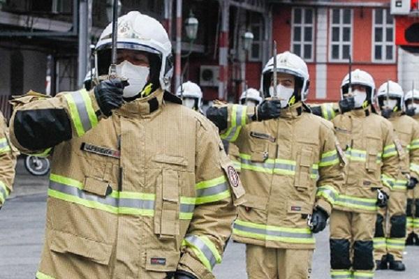 Corpo de Bombeiros do Estado do Rio abre 3.000 vagas para Serviço Militar Temporário