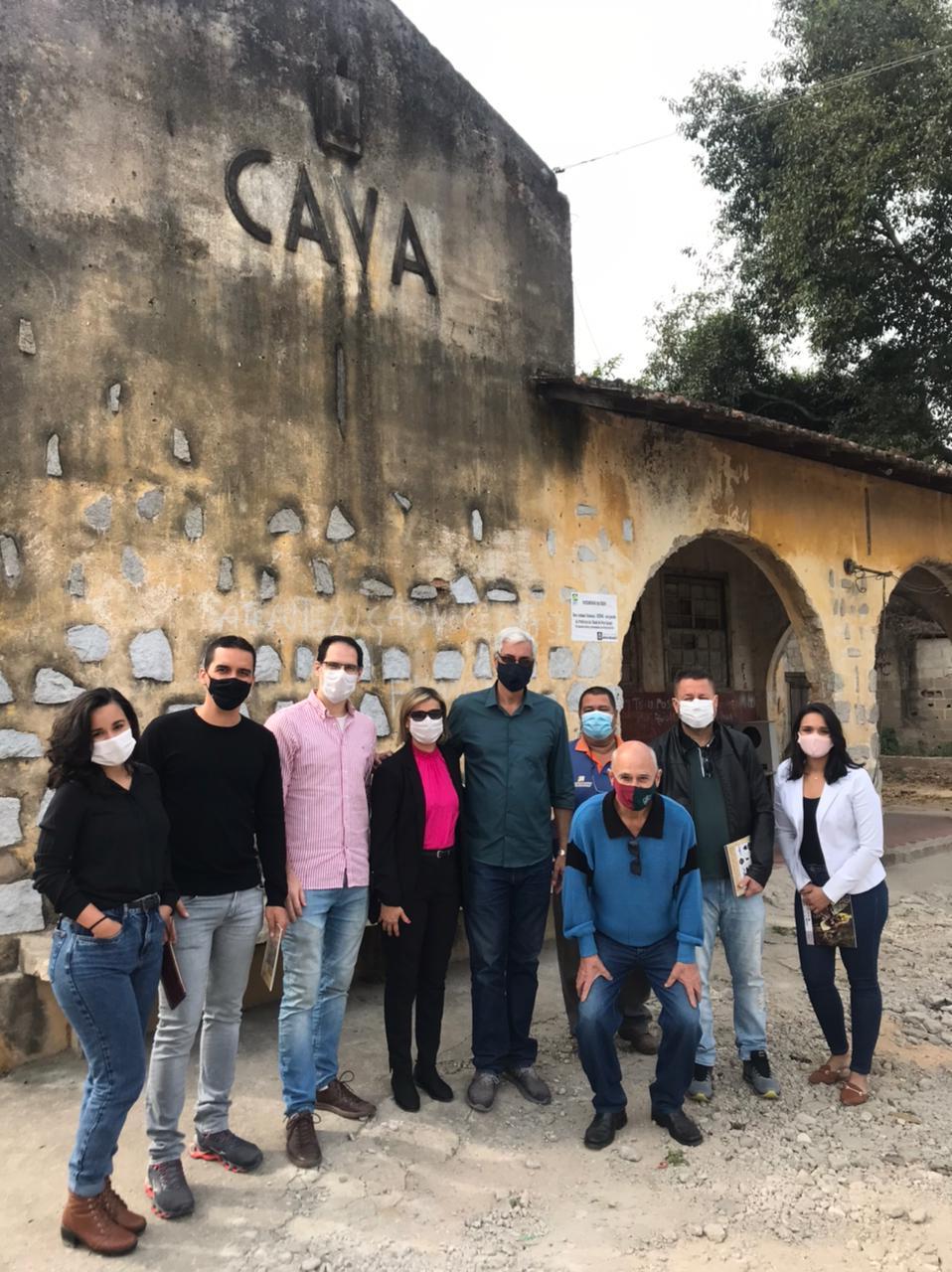 Antiga estação de Cava vai virar Centro Cultural em Nova Iguaçu