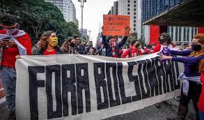 Baixada adere ao Fora Bolsonaro
