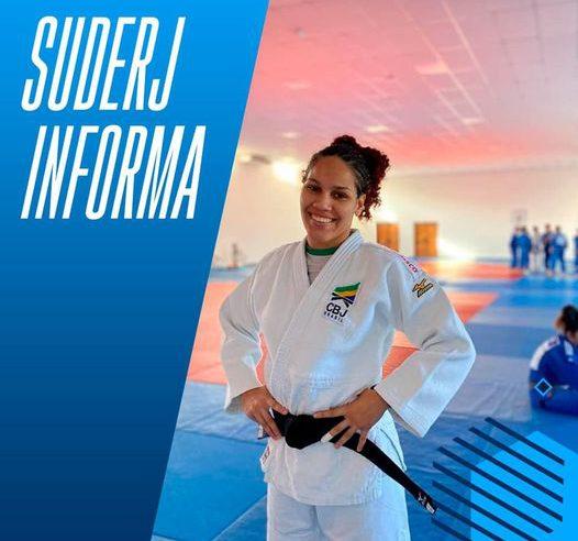 Judoca de Nova Iguaçu está em Tóquio em equipe de apoio