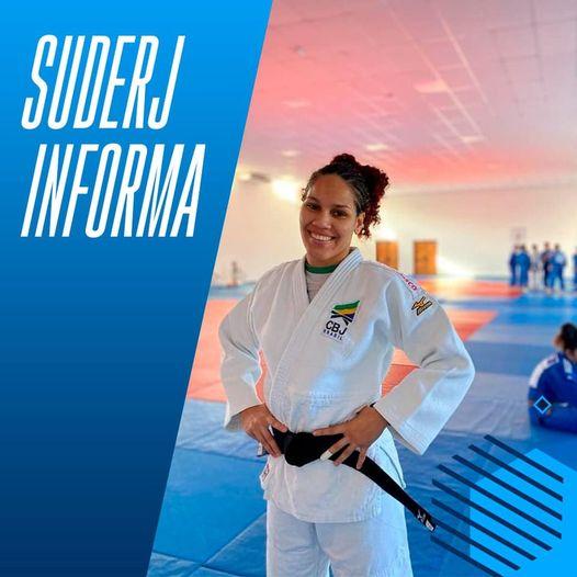 Judoca iguaçuana é ouro em Cali