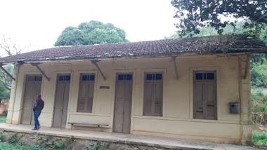 Antiga estação ferroviária de Rio D'Ouro em Nova Iguaçu será restaurada