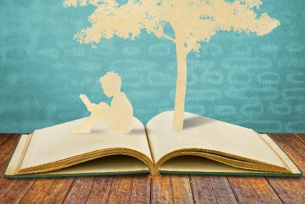 Viajando entre folhas de papel