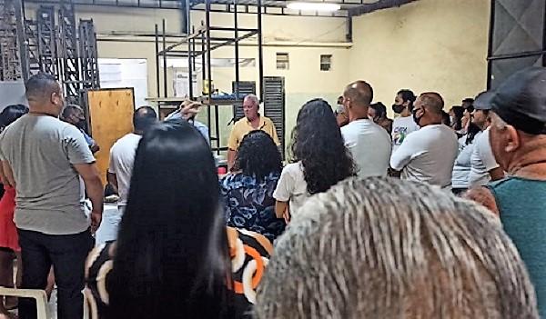 Moradores do Meu Ranchinho elegem neste domingo a Diretoria da Associação de Moradores, com disputa acirrada entre três chapas