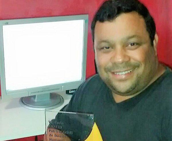 Jornalista queimadense recebe prêmio por reportagem sobre intolerância religiosa