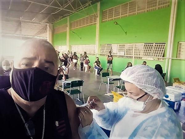 Expectativa de vacinar todos os adultos queimadenses até 15 de agosto está descartada