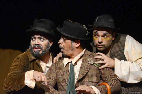 'Precisa-se de Velhos Palhaços', espetáculo co-patrocinado pela 'Nova Dutra' chega a Queimados em 27 de agosto