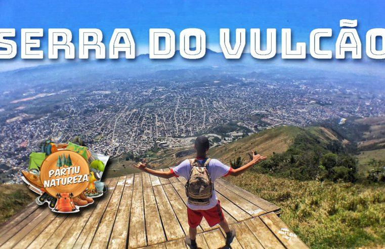 Serra do Vulcão recebe obras em Nova Iguaçu