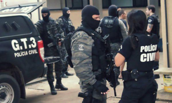 Polícia Civil do Rio tem deficit de 60% de servidores