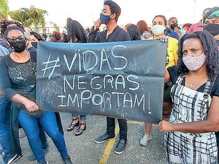 O perigo de ser negro no Brasil
