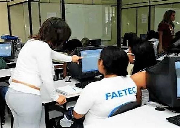 Faetec abre inscrição para mais de duas mil vagas em cursos de Qualificação Profissional