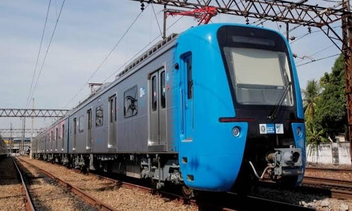 Circulação de trens sofre com ocorrências em redes aéreas