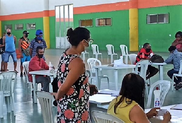 Quase 3.500 pessoas ainda não voltaram para tomar a 2ª dose da vacina contra a Covid em Queimados